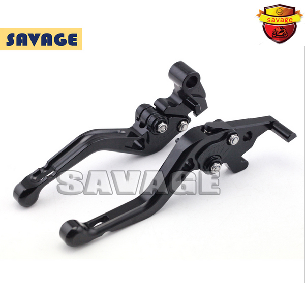 For YAMAHA YZF-R25 14-15, YZF-R3 2015 Motorcycle CNC Billet Aluminum Black Short Brake Clutch Levers for yamaha yzfr1 yzf r1 2009 2015 10 11 12 13 14 black motorcycle cnc aluminum adjustable short brake clutch levers logo yzf r1