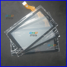 10pcs/lot New touch Screen for 7″ Irbis TX44 3G Irbis TX22 Tablet Touch Panel Glass Digitizer Replacement Free Shipping