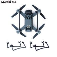 Suporte Eleva MASiKEN Faísca Riser De trem de Pouso para DJI Zangão Quadcopter Quadro Protecção Acessórios Stand Titular Nova