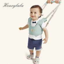 Honeylulu четыре сезона Детские ходовой пояс детские ремни поводок для детей анти-осень анти-потерянный Kinder Безопасность Прогулка малыш рюкзак