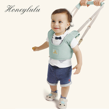 Honeylulu Four Seasons Baby Walker Belt Harness Leash For Children Anti-fall Anti Lost Kinder Safety Walk Toddler Backpack
