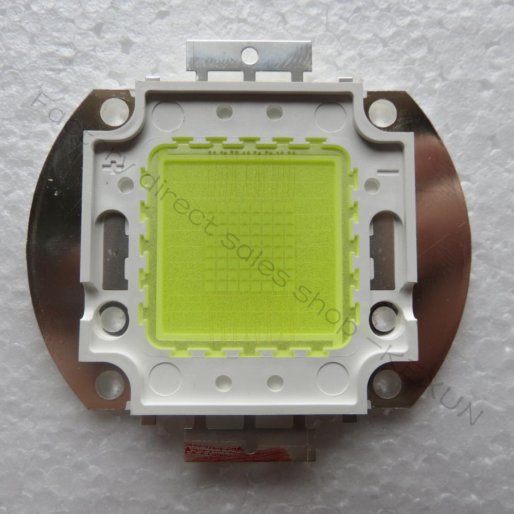 128w led projektor vysoce výkonný led pro projektor lampu 45mil bridgelux vedl čip 140-150lm / W CE & ROHS (10 kusů / šarže) vedl lampu