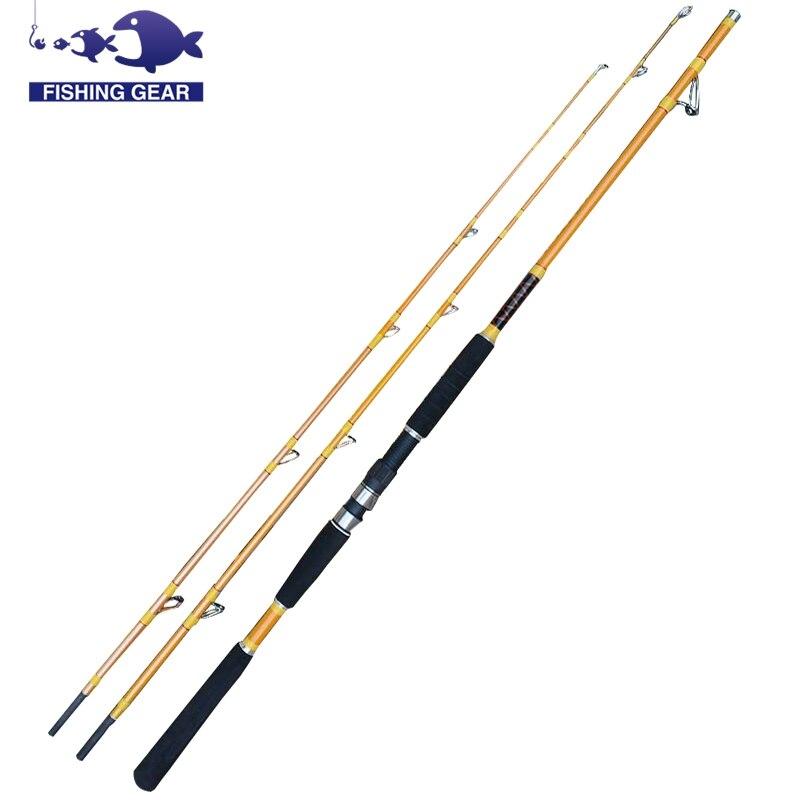 2 tips boat fishing rod spinning casting rod carp sea. Black Bedroom Furniture Sets. Home Design Ideas