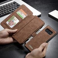 케이스 코크스 삼성 갤럭시 S10 5G 케이스 플러스 가죽 지갑 전화 커버 삼성 갤럭시 S10 플러스 S 10 S10 라이트 Etui Capa
