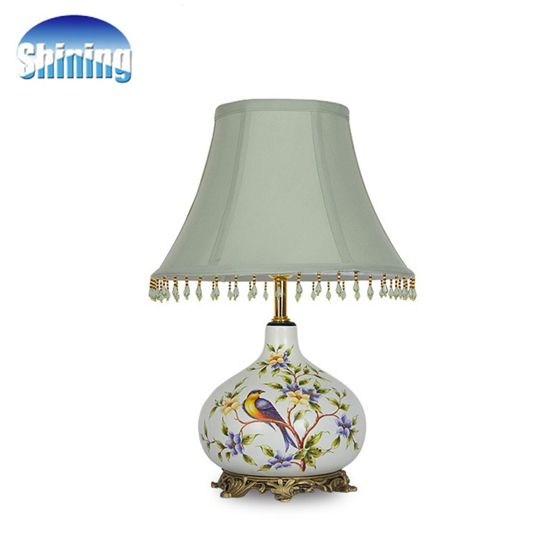 Table Lamps Country Style Bedroom