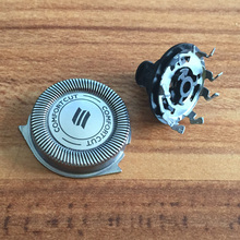 3 stk. Brand New Replacement Shaver Hoved til Philips RQ11 Razor Blade Hoved til Philips RQ1150 RQ1160 RQ1180 RQ1160CC RQ1180CC