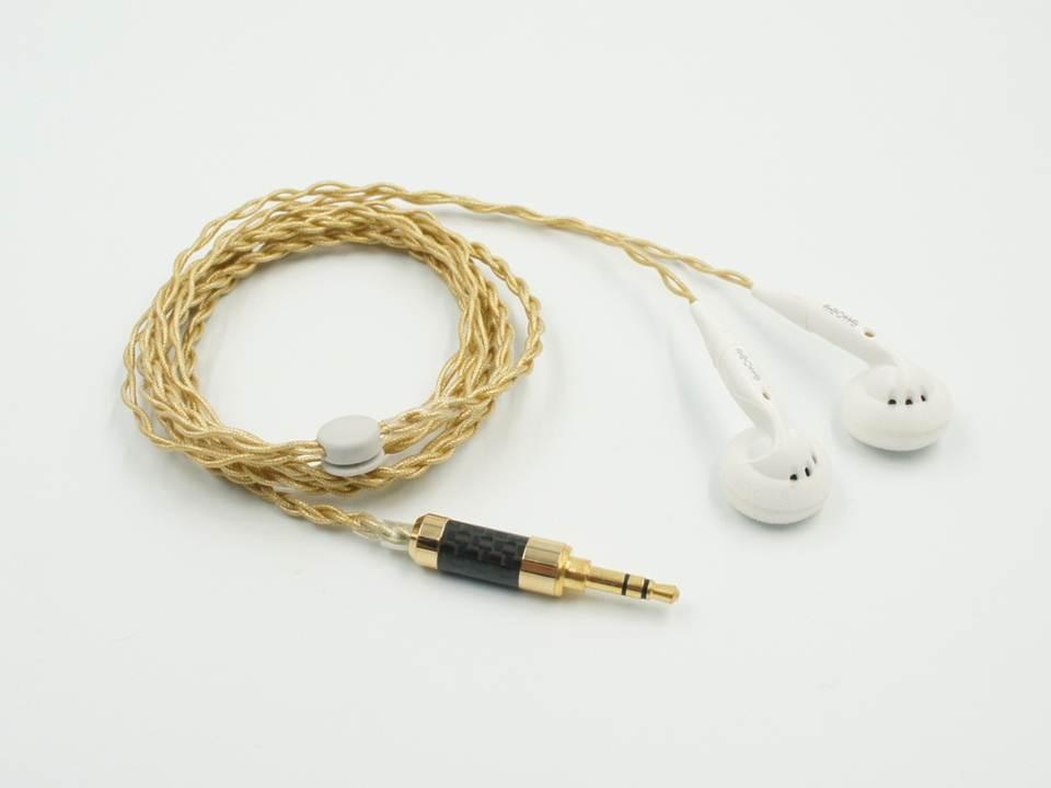 SHOZY XB High Sensitivity Low Resistance HiFi Audiophile Open Earbuds EarphonesEarphones
