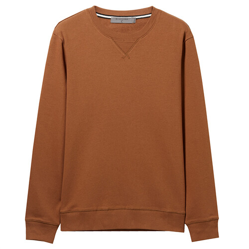 Giordano Men Sweatshirt Solid Pullover Sweatshirt Men Long Sleeve Fashion Terry Mens Clothes Sudadera Hombre Moleton Masculino 12