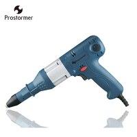 Prostormer 250 Вт Электрический Пневматические молотки слепой Заклёпки пистолет клепки Инструмент Электрические Мощность инструмент для 3.2/4.0/4.8