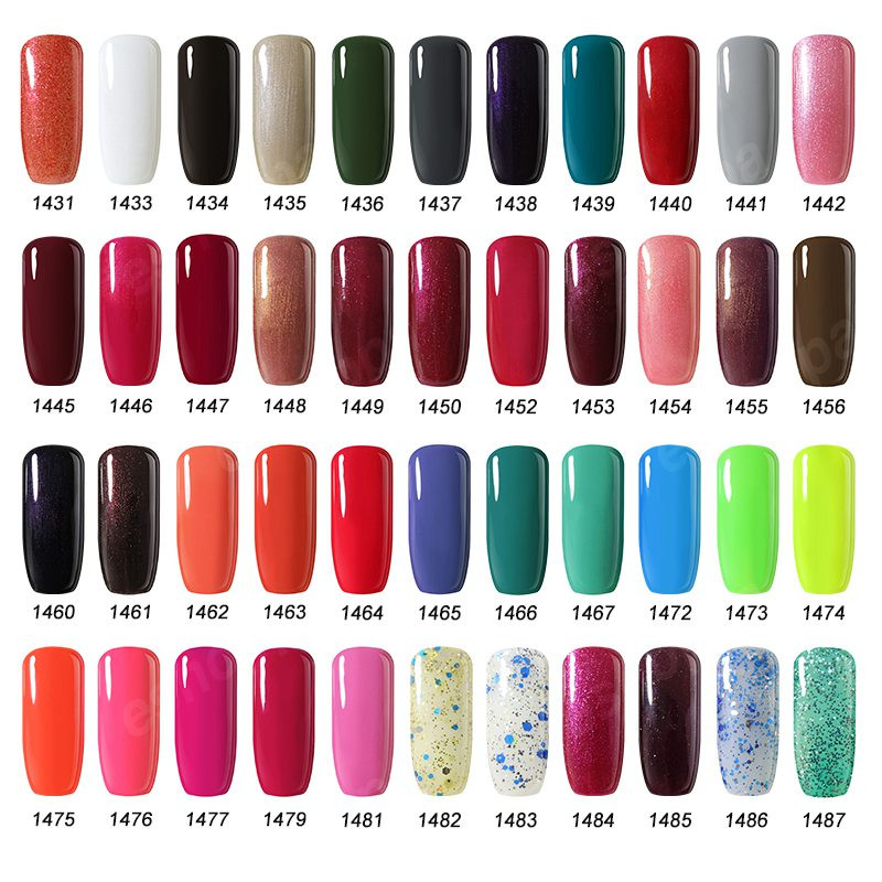 Arte Clavo Pilih 1 Pcs Dari 220 Warna 15ml Gel Cat Kuku Art UV Gel - Nail art - Foto 4
