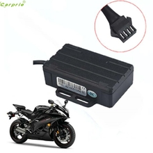 Мотоцикл Автомобильный GPS Трекер GPS GSM GPRS в Режиме Реального Времени Устройство Слежения LK210 Октября 19