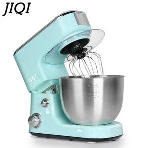 Jiqi 고품질 음식 믹서 전기 스탠드 믹서 다기능 반죽 계란 비터 기계