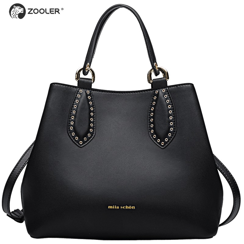 Famous brand Cow leather hand bag 2019 woman handbag genuine leather tote bags high quality women Luxury shoulder bag HL130Famous brand Cow leather hand bag 2019 woman handbag genuine leather tote bags high quality women Luxury shoulder bag HL130