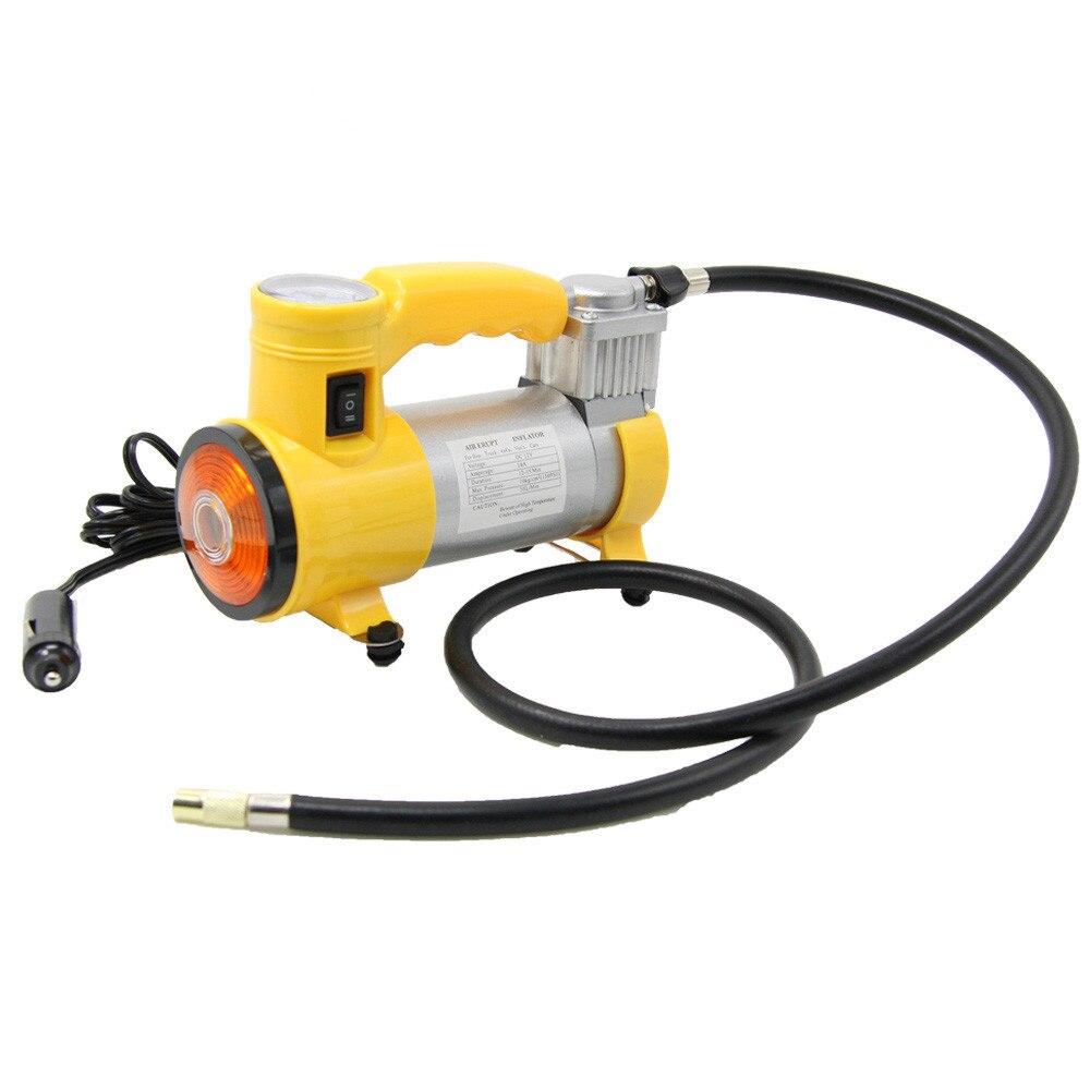 Portable Air Compressor Heavy Duty 12V 150 PSI Pump Tire Inflator Car font b Tool b