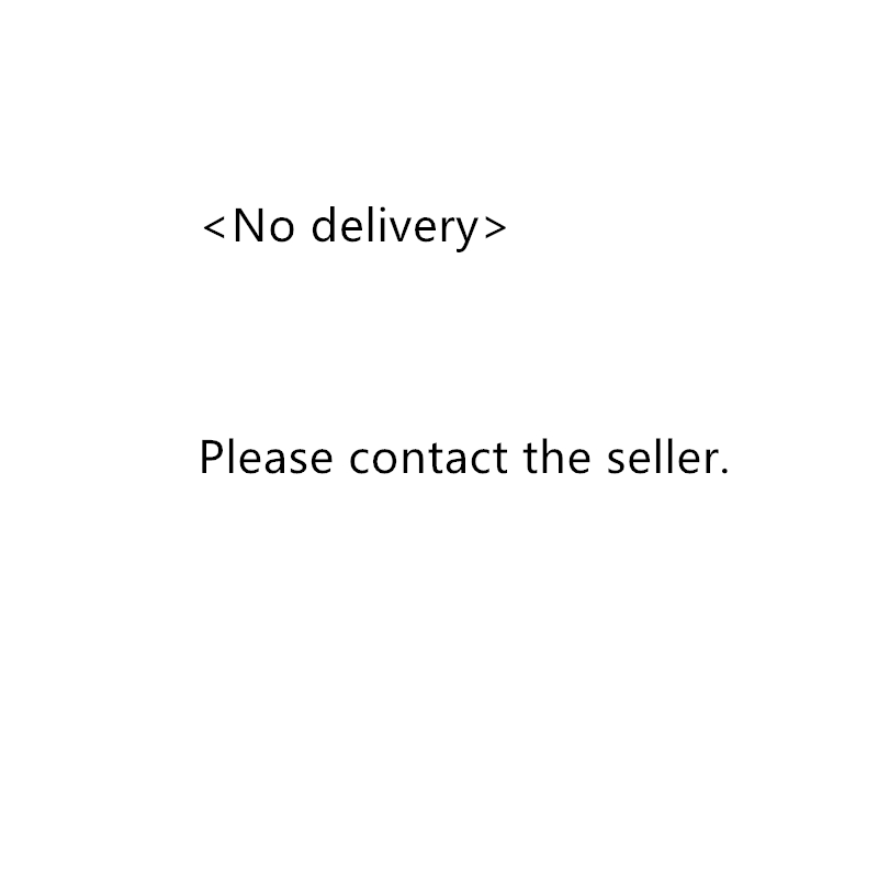<No Delivery> Please Do Not Buy