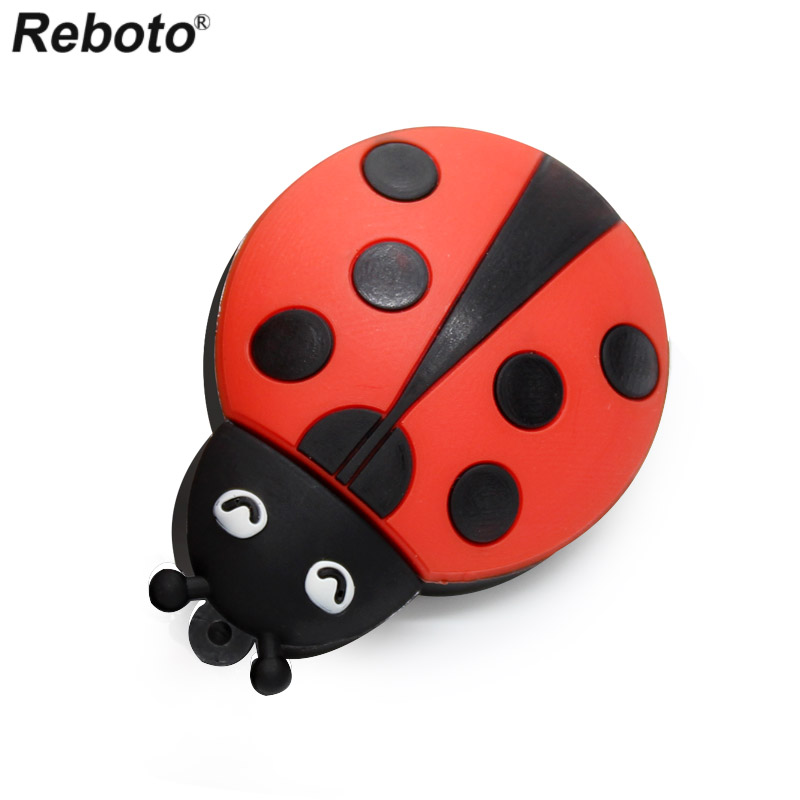 Retobo Usb 2.0 Pendrives 64GB Beetle Usb Insect Pen Drive 32GB 16GB 8GB 4GB Memory Stick Pendrive U Disk For Child