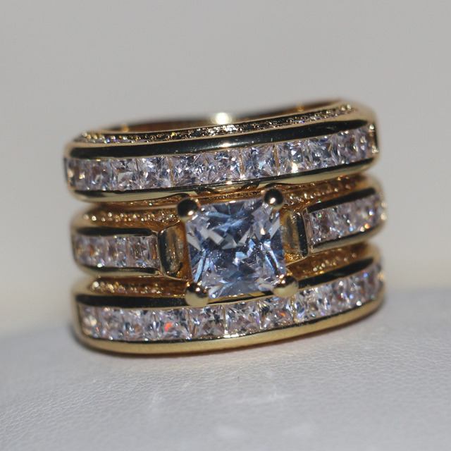 Engagement Band Ring