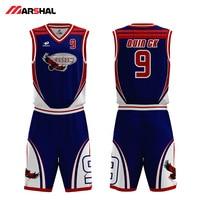 Customized team 4XL youth clothing basketball shirt man uniform city breathable delivery uniform logo design