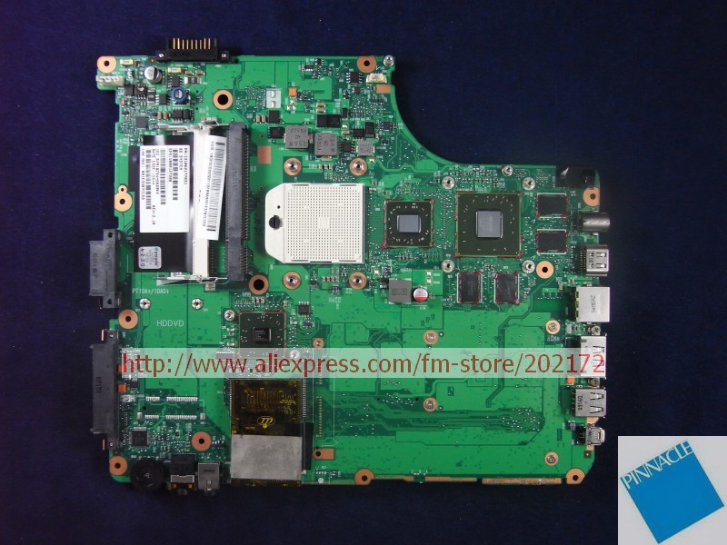 V000127140 Motherboard For Toshiba A300D A300 V000127280 6050A2177801