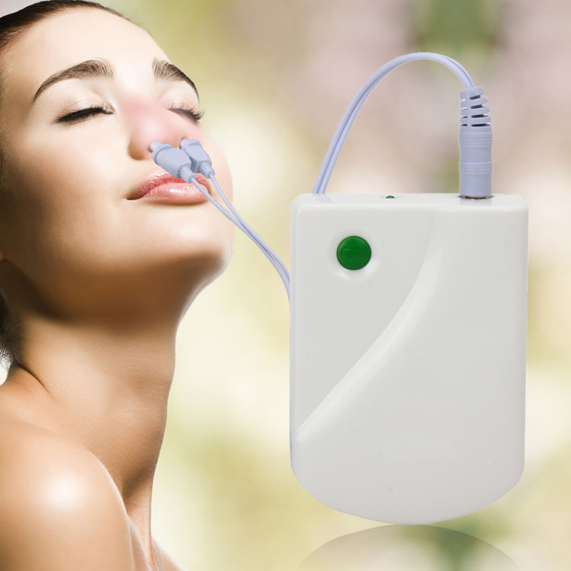 Nose Rhinitis Sinusitis Cure Therapy Massage Hay Fever Low Frequency Pulse Laser Health Care Machine instrument Massager Care beurha health care bionase nose rhinitis sinusitis cure treatment hay fever low frequency pulse laser therapy massage instrument