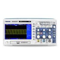 オシロスコープ hantek dso5202p デジタルストレージオシロスコープ 200 Mhz の 2 チャンネル 1GSa/4s lcd レコード長 40 18K USB オシロスコープ -