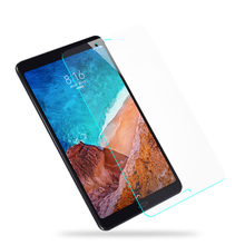 Tempered Glass For Xiaomi Mi Pad Mipad 4 10.1'' Mipad4 Plus 2018 Screen Protector Tablet Protective clear Films Toughened Guard rinco protective clear pet front back screen guard films set for iphone 4 4s
