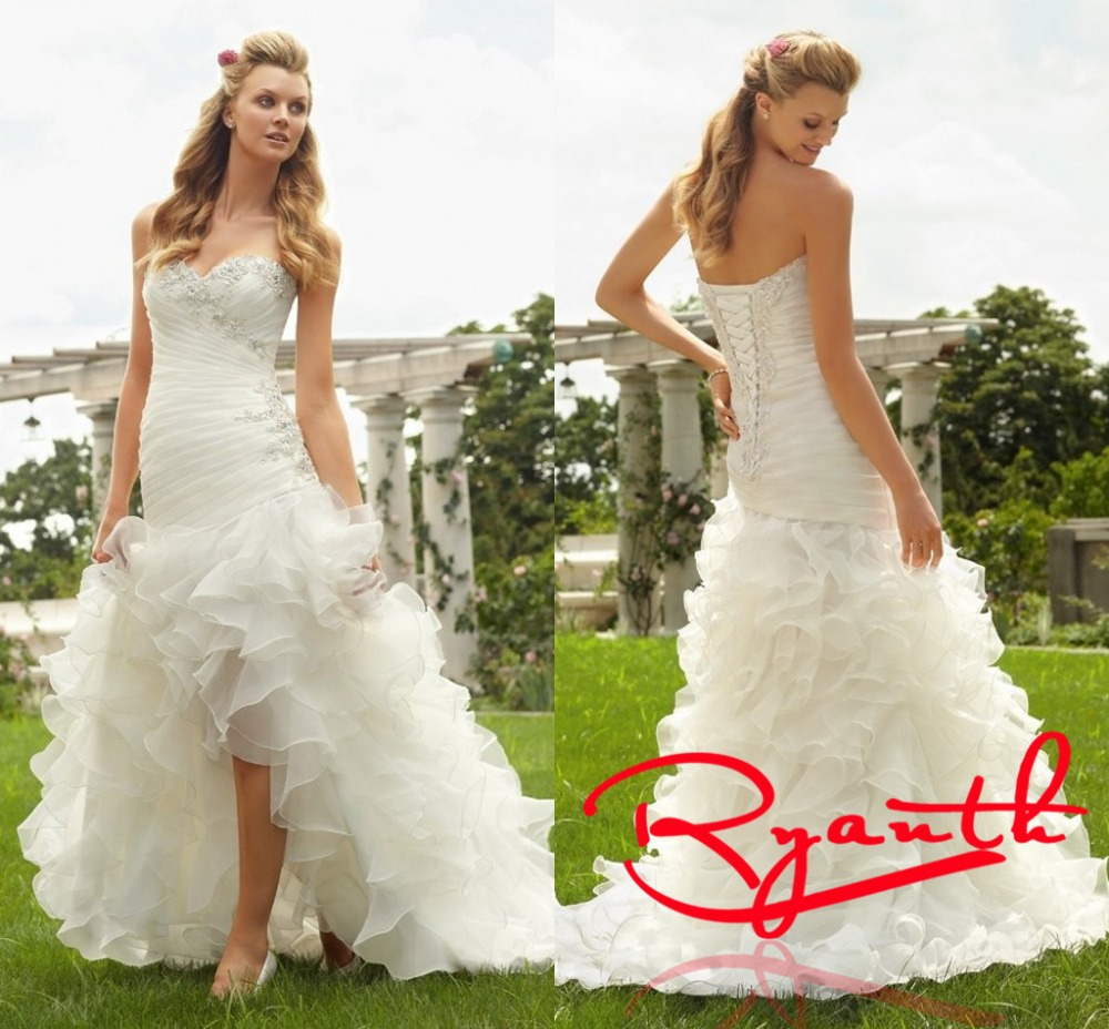 Country Western Wedding Dresses for Women | Dress images
