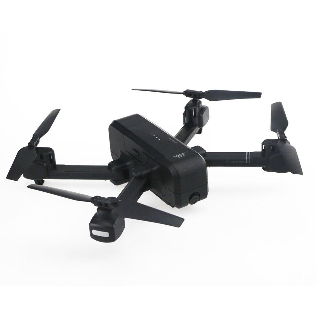 SJRC Z5 Dual GPS FPV RC Quadcopter Zangão com 1080 P Wi-fi De Grande Angular Câmera Ajustável Imagem Siga-me Gesto selfie Tap Vôo