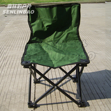 Outdoor lightweight portable folding chair trumpet car camping outing fishing stool barbecue tools Specials