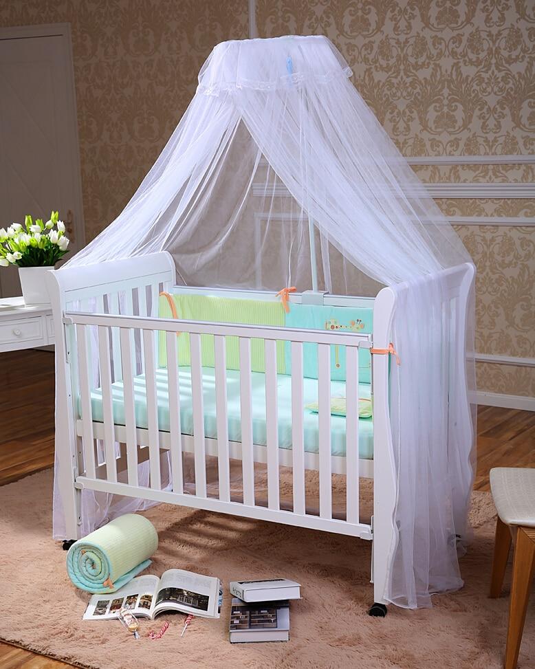 belle b b ciel de lit moustiquaire enfant tente de lit rideaux de lit couvert b b lit. Black Bedroom Furniture Sets. Home Design Ideas