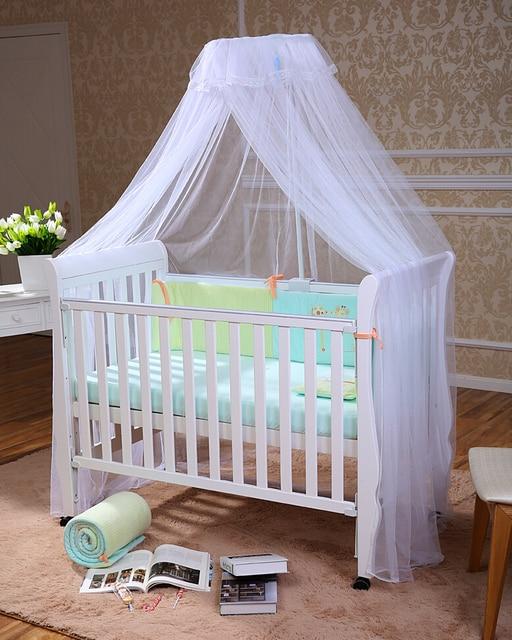 acheter belle b b ciel de lit moustiquaire enfant tente de lit rideaux de lit. Black Bedroom Furniture Sets. Home Design Ideas