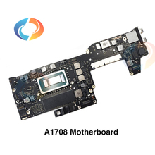 Genuine A1708 Logic Board for MacBook Pro 13″ 2016 2017 820-00875-A i5 2.0GHz 8G i7 2.4GHz