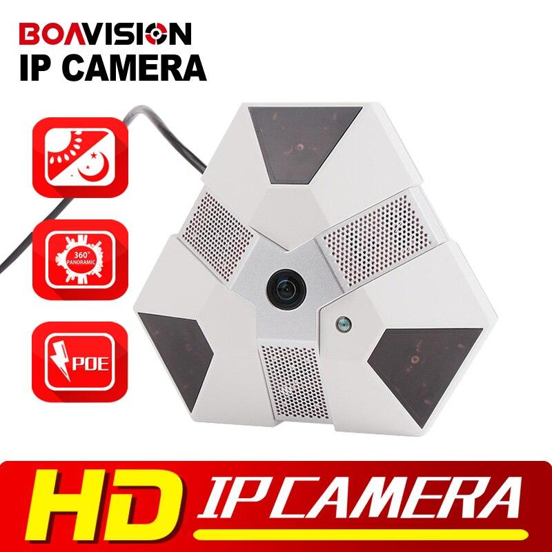 bilder für Panorama 720 P Ip-kamera POE 1080 P Sicherheit 180/360 Grad Volle Ansicht 10 Mt Fisheye 1.0MP 2MP Ip-kamera Onvif P2P wolke