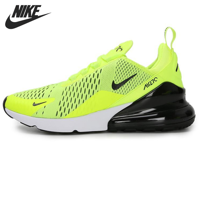 quality design 387c6 ad29e US $166.46 30% OFF|Original New Arrival 2018 NIKE AIR MAX 270 Men's Running  Shoes Sneakers-in Running Shoes from Sports & Entertainment on ...