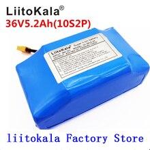 """Bilans skuter 36V 5.2ah bateria litowa o dużej pojemności dwukołowa deskorolka elektryczna równoważenia baterii do równoważenia pasuje do 6.5 """"7"""""""""""