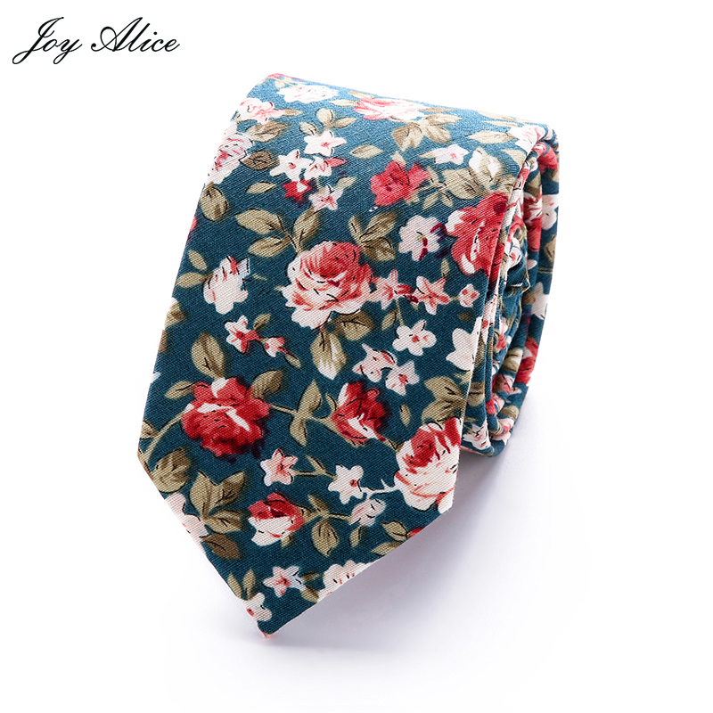 Men Slim Tie Casual Cotton Linen Neck Ties Tropical Amorous Student Skinny Designer Flower Animal Narrow Vintage Floral TS0111 in Men 39 s Ties amp Handkerchiefs from Apparel Accessories
