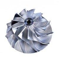 Kinugawa Turbo Billet Compressor Wheel 44.39/60.01mm 11+0 for Garrett GTB2260VK 758351-0003 for BMW 525D / 530D