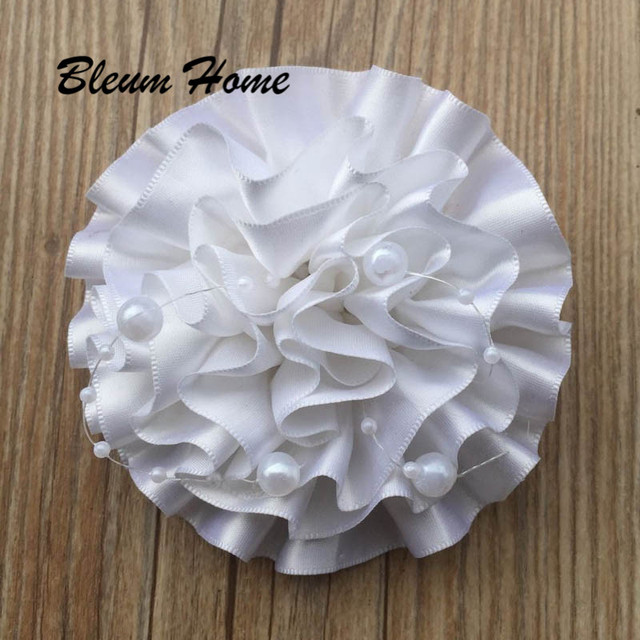 Bleum home 2pcs russian students present boutique white flower bleum home 2pcs russian students present boutique white flower elastic rubber bands bows girls hair scrunchy mightylinksfo