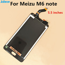 FOR Meizu M6 Note/ Note6 M721H M721Q M721M LCD Display+Touch Screen+Tools Assembly Replacement for 5.5 inch 1280*720 for acer iconia b1 720 b1 720 replacement lcd display touch screen assembly 7 inch black for tablet free shipping