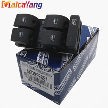 Electric Master Window Control Switch Driver Side For Audi A4 B6 Audi A4 B7 8E0959851B, 8ED959851, 8E0 959 851 B, 8ED 959 851