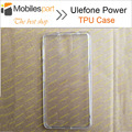 Ulefone Power case 100% New High Quality Protective TPU Silicone case Back cover for Ulefone Power Smartphone Free shipping