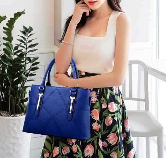 Luxus Designer Frau Muster Handtaschen Aus Echtem Leder Taschen Für Frauen 2020 Messenger Umhängetasche Mode frauen Schulter Tasche N380