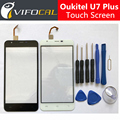 Oukitel u7 Plus Touch screen + Tools Set Gift Tested Good Digitizer Glass Panel Assembly Replacement For Oukitel u7 Plus
