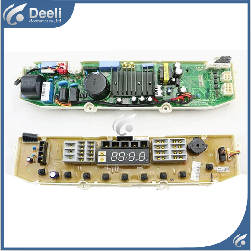 100% tested for LG washing machine board control board WXQB65-W3PD-S3PD T70MS33PDE T60MS33PDE Computer board on sale free shipping 100% tested for sanyo washing machine board xqb46 466 motherboard on sale