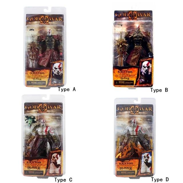 US $23 99  4 Types oorlogsgod kratos Ares Armor Golden Fleece Medusa  Flaming Blaes Athena 7