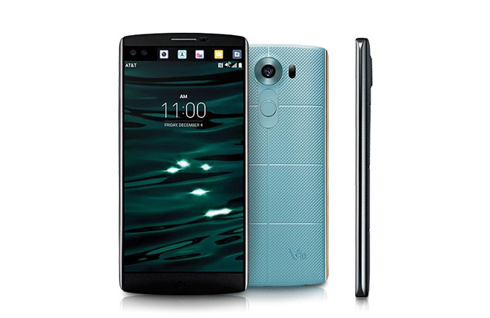 original LG V10 F600 H900 5 7 4K 4GB RAM 64GB ROM Smart Phone Hexa Core