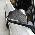 Cubierta de fibra de carbono espejo retrovisor accesorios Del Coche Para BMW F30 F34 316i 320i 328i F31 F32 420i 2012-2016