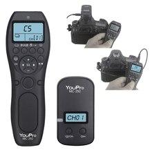 Timer Remote Control Cord Rilascio di Otturatore senza fili per Sony A68 A58 A9 RX100 A7 II III A6500 A6400 A6300 A6000 a5100 HX300 HX60