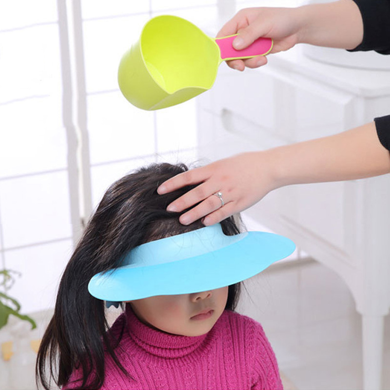 Baby Bath Toys Water Play Bailer Kids Shampooing Small Water Scoop Bath Toy for Children 88 AN88