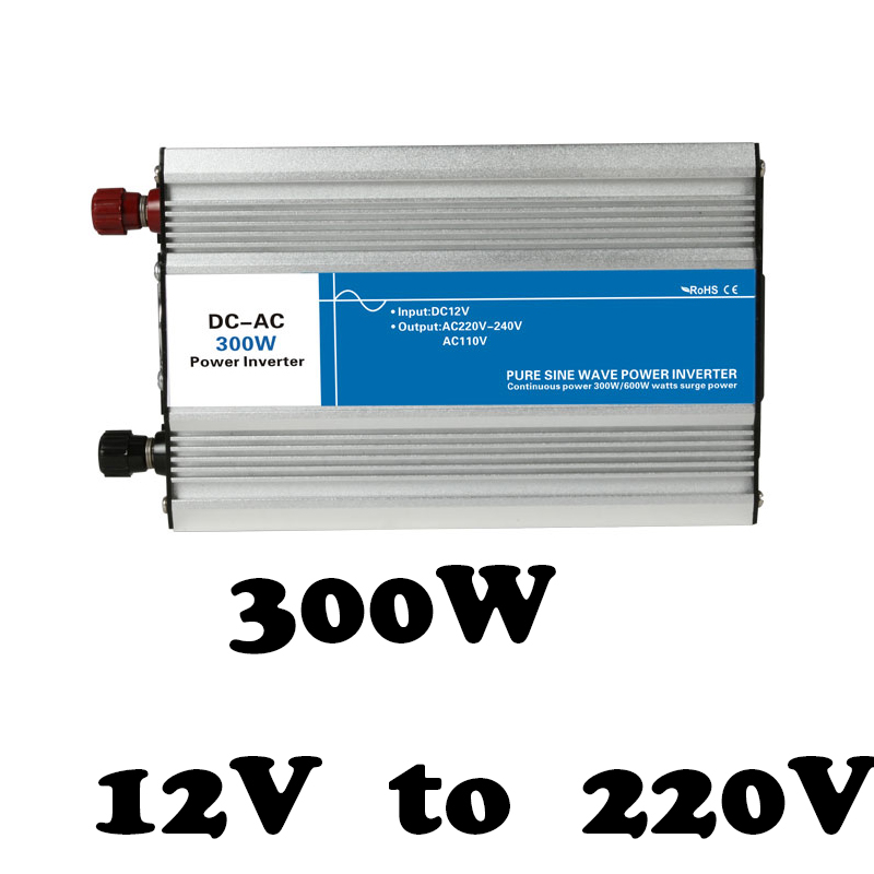 pure sine wave inverter 12v to 220v 300w tronic power inverter circuits grid tie inverter off grid cheap inversor AG300-12-220
